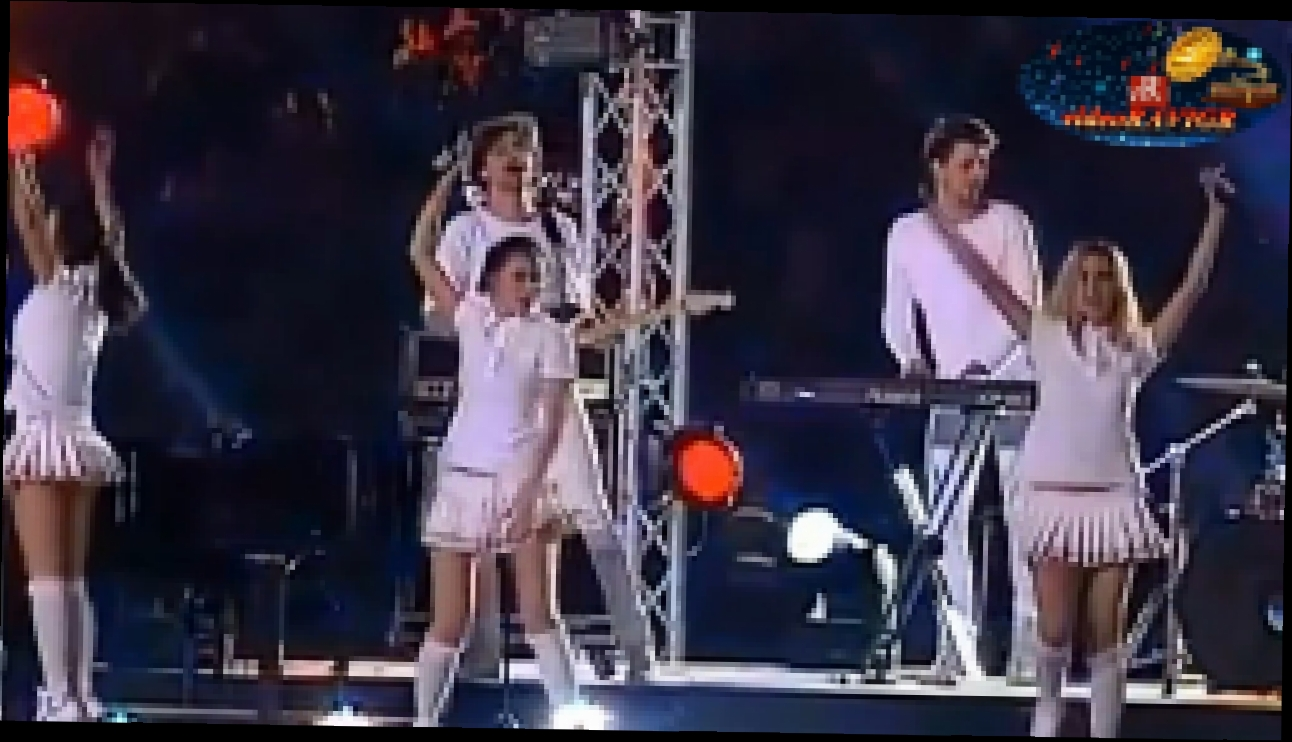 Serebro — Мама Люба  ( без цензуры ).  Live at Donbass Arena, 2012 - видеоклип на песню