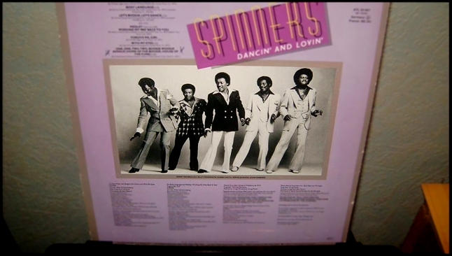 spinners - one.one .two.two boogie woogie avenue - видеоклип на песню