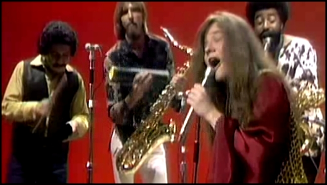 Janis Joplin - The Six Original US TV-Appearances (1969-1970)-1 часть - видеоклип на песню