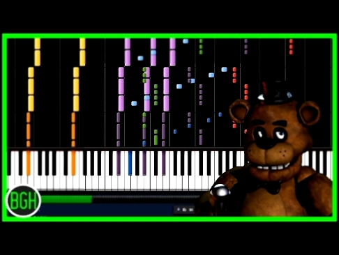 "<span aria-label=""IMPOSSIBLE REMIX - ""Five Nights at Freddy's Song"" The Living Tombstone Автор: BGH Music 3 года назад 2 минут&#x44 - видеоклип на песню"