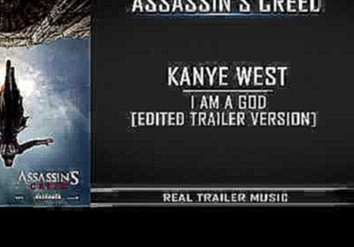 Assassin's Creed Official Trailer #1 Music | EDIT BY REAL TRAILER MUSIC - видеоклип на песню