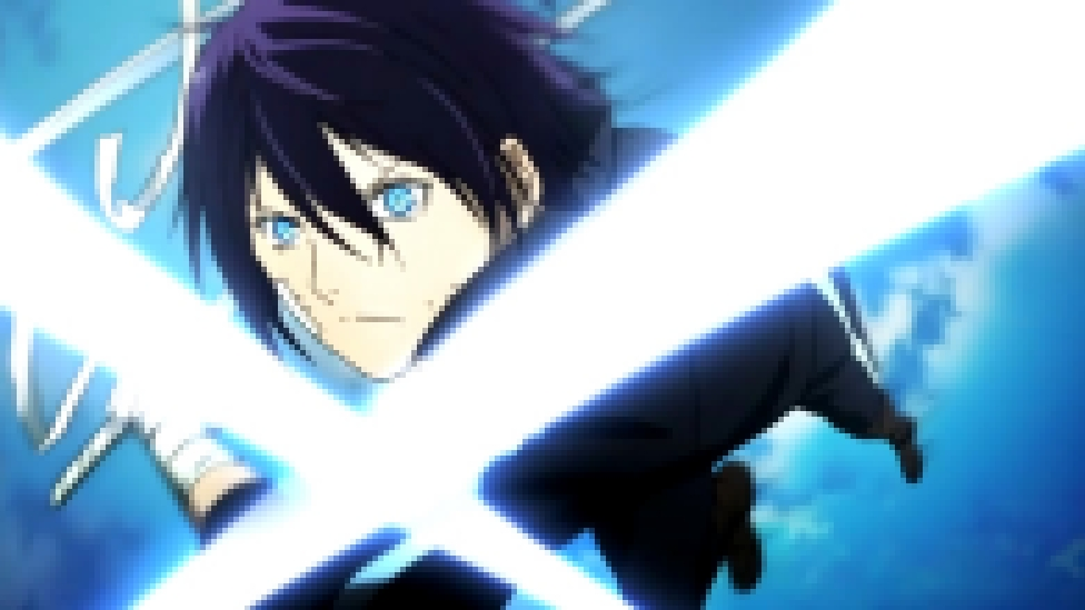 [AnimeJet] 13 END Noragami Aragoto - Бездомный бог Арагото 2 сезон 13 серия русская озвучка[MVO] - видеоклип на песню