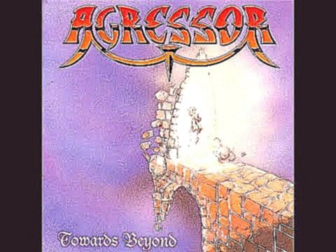 Agressor - Towards Beyond (1992)(Full Album) - видеоклип на песню