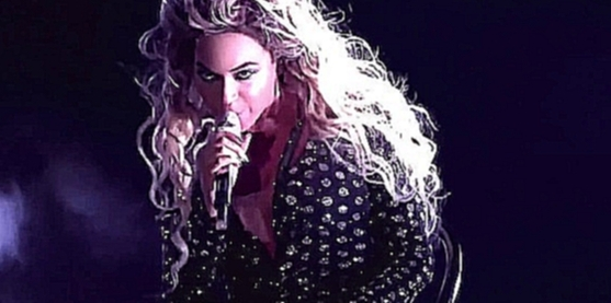 Beyoncé X10_ Drunk In Love Ft. Jay Z - Live At Mrs. Carter Show - видеоклип на песню