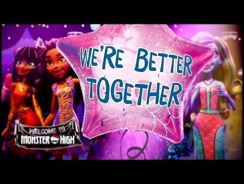 "<span aria-label=""""Better Together"" Lyric Video 