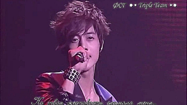 SS501 ASIA TOUR PERSONA in JAPAN-Never Again {rus sub} - видеоклип на песню
