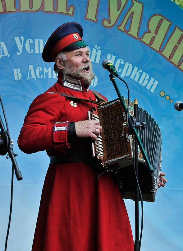 Ансамбль старинной казачьей песни