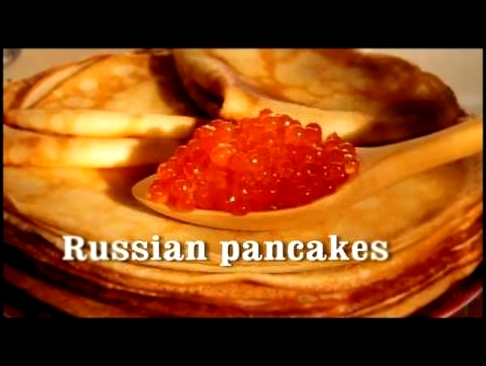 "[ENG] ""Russian Pancakes"" - рецепт студента English Tochka"