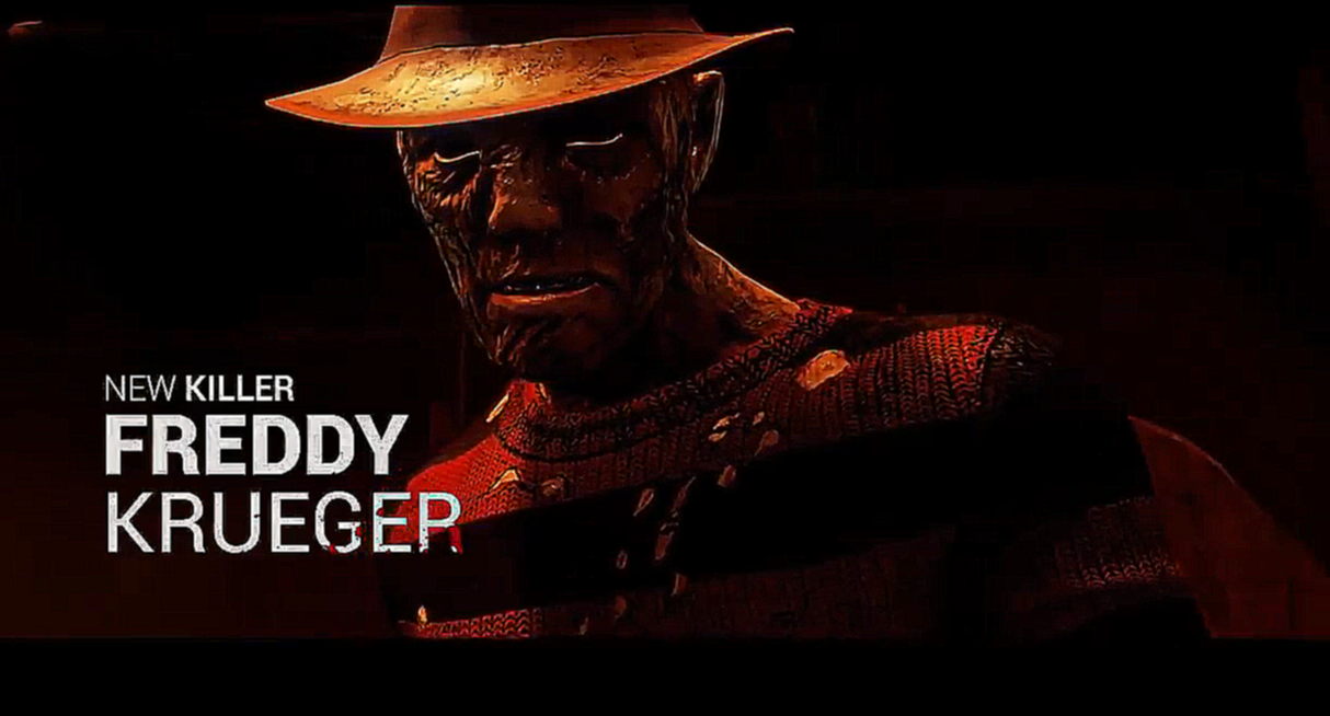 Dead by Daylight Freddy Krueger Gameplay Trailer - видеоклип на песню