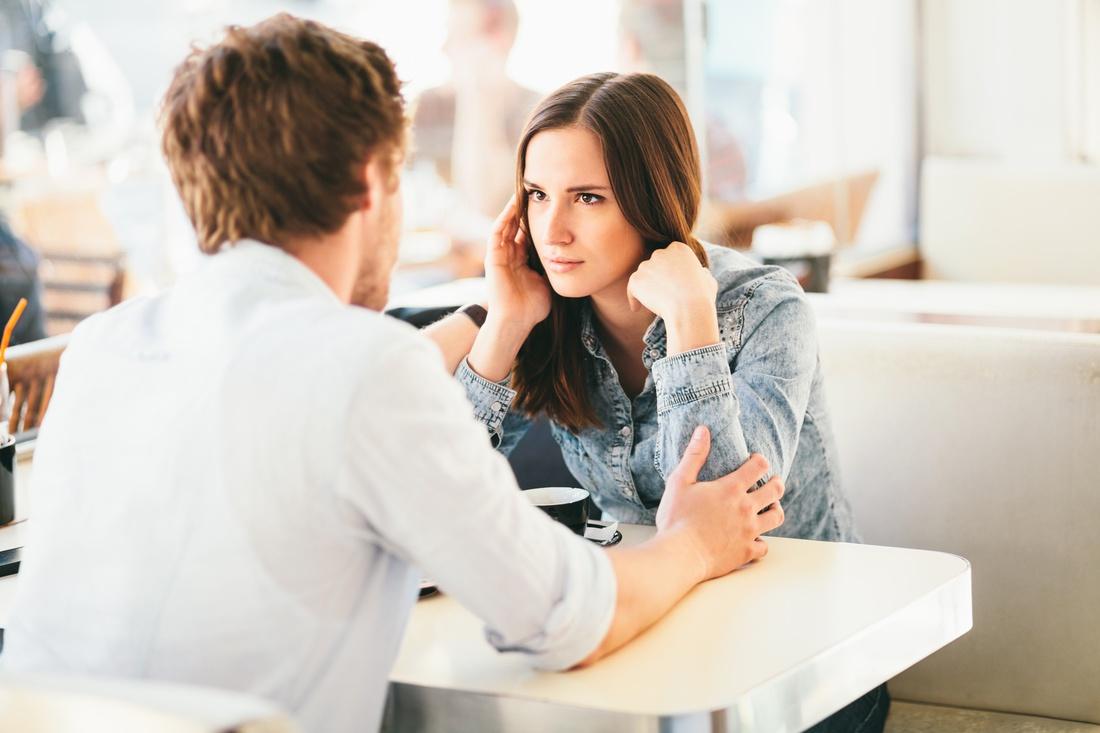 Поведение с мужчиной при знакомстве