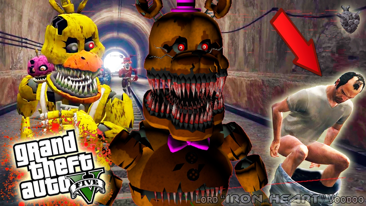 I Got No Time Five Nights at Freddy&39s 4 Song от The Living