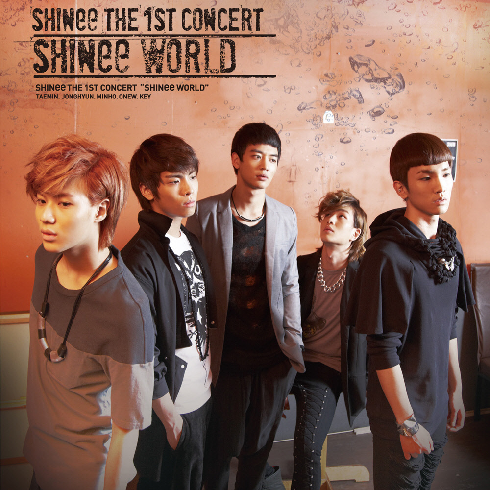 SHINee Stand By Me (Vocal)